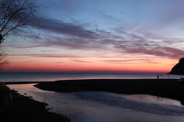 Sunset by Pinkrose_Emybea