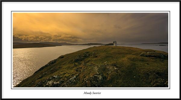 Moody Sunrise by Adrian_Reynolds