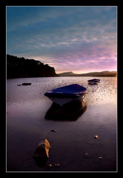 On the lake by danbrann