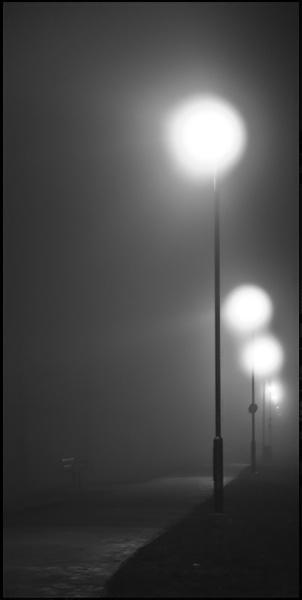 Street Light by dormouse1976