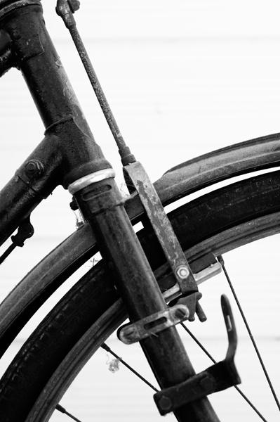Old Bike by Loudon