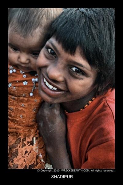 Children of Shadipur by Birte