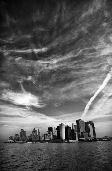 Sky over Manhattan No.2 by James_G
