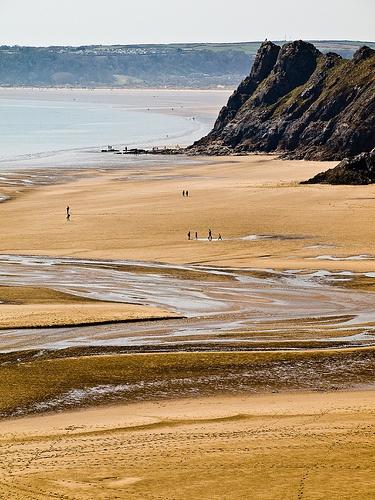 Gower Coast by Fluke