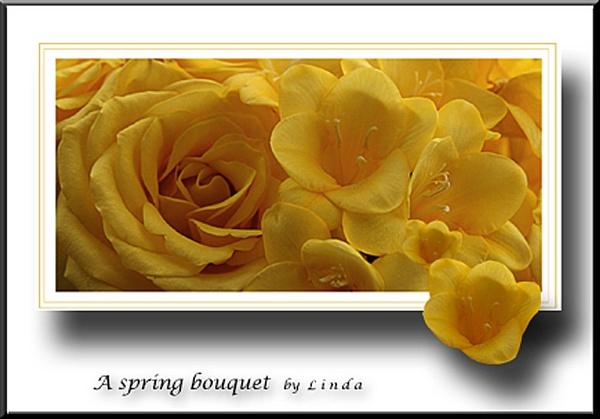 *A Spring Bouquet by Mynett