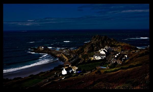 Jersey coastline by t_downes