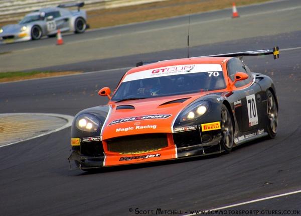 Ginetta G50Z by motorsportpictures