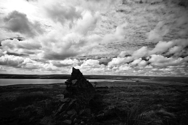 Ovenden Moor Mono by Warriorpoet
