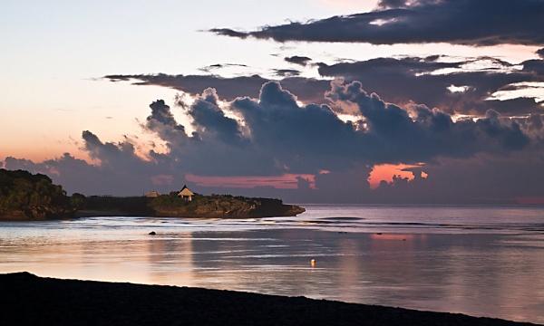 Bali Daybreak by GeorgeMSmith