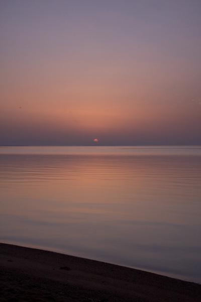 Sunrise at Sharm by mlanda