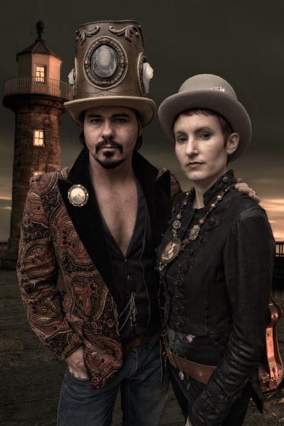 Liam & Rebecca by stevenb