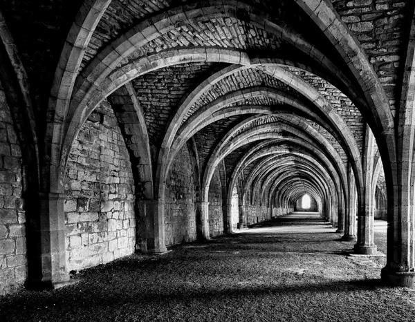 Fountains Abbey II by IanBurton