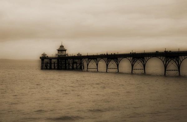 Clevedon Pier by BobThomas