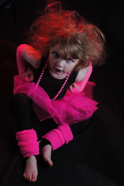 kid with attitude by magicman