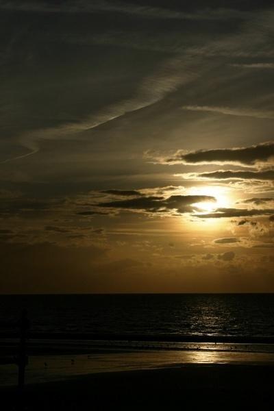 Sunset at Cromer by GillSleePhotography
