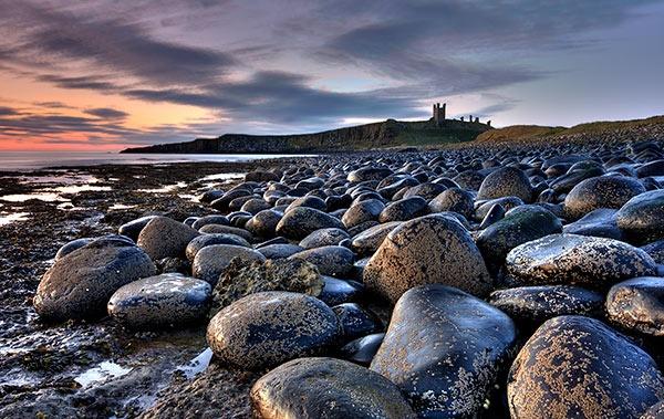 Dunstanburgh Castle. by davey