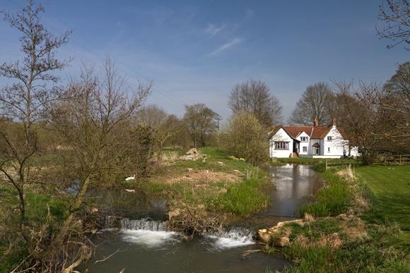 Donington on Bain Mill by david hunt