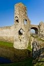 Pevensey Castle by JJGEE