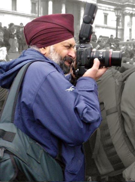 Sikh Terrorist ! by kombizz