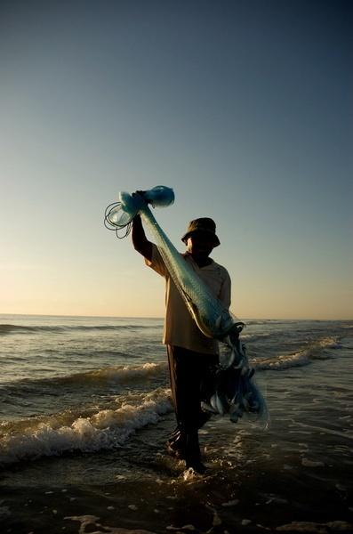 fisherman by Maisarah
