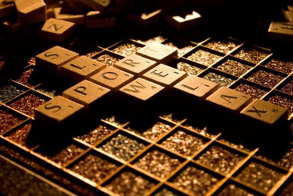 Scrabble by jimmyeao