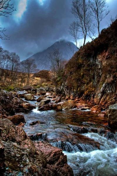 Buchaille Etive Mor, Glencoe by RobinChapman