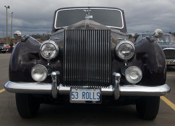 Rolls Royce Silver Dawn 1953 by TimothyDMorton