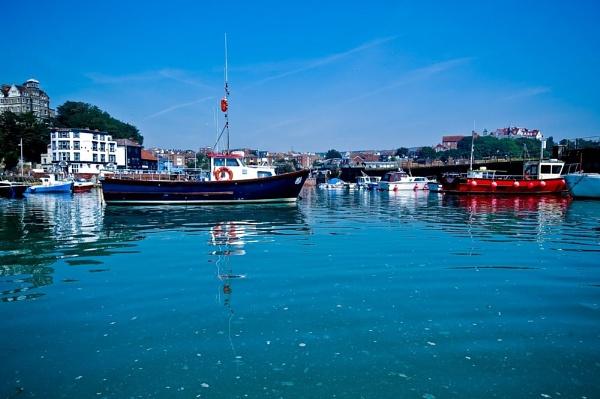 Folkestone Blue by colmar