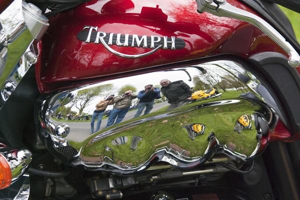 Triumph by Steve7962