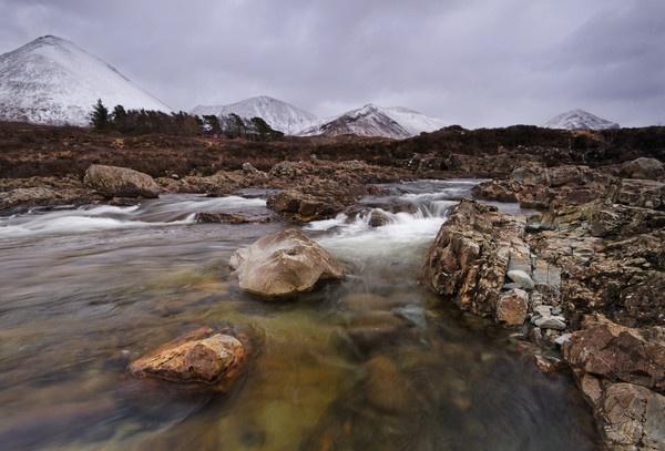 Sligachan Isle of Skye by pmaccyd