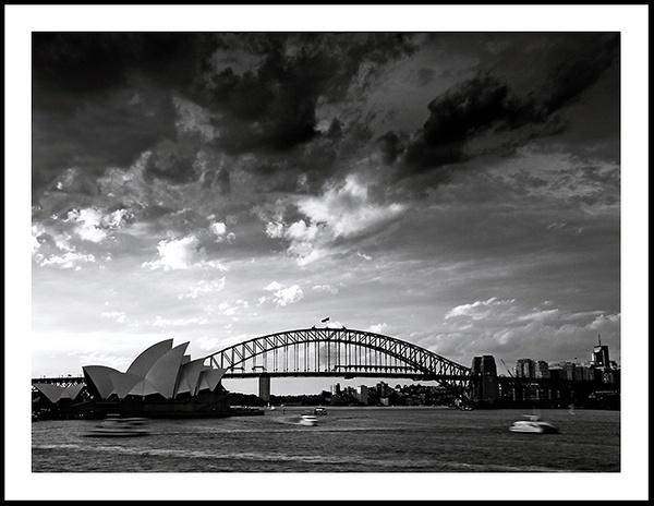 Sydney Mono by philsmed
