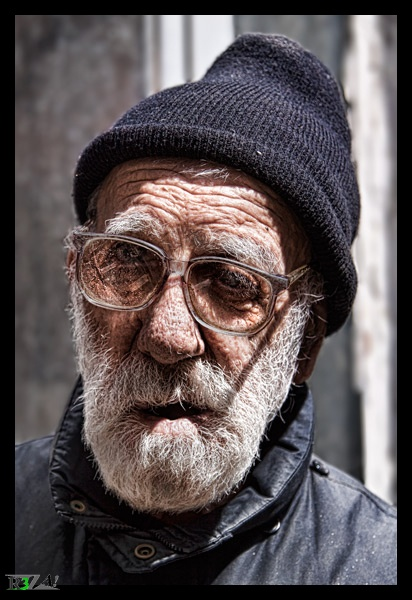Old Man by R3za