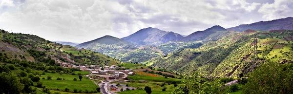 Beautiful Village by R3za