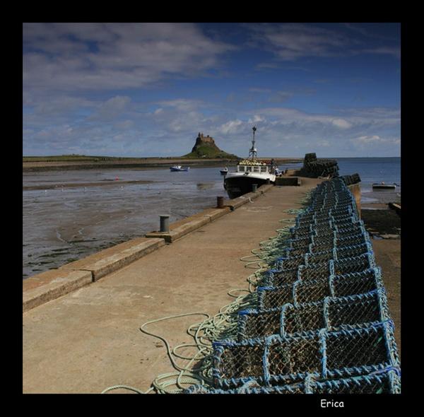 Lindisfarnes Pots by Ewark