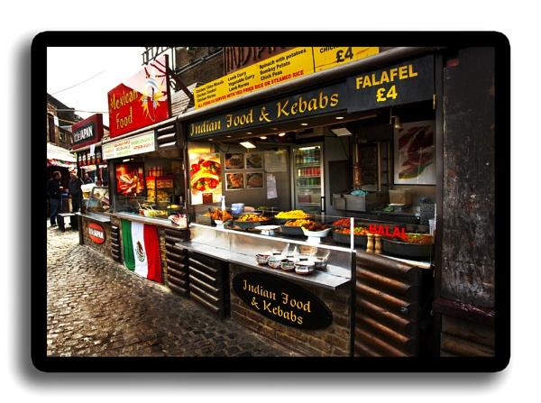 Camden Market Culionary Delights by fran_weaver