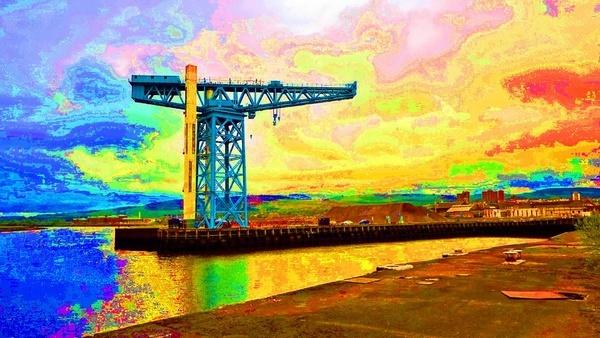 Titan Crane, Clydebank by Owen_MCP