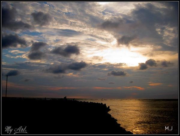 Dusky Beach by Matt_MJ