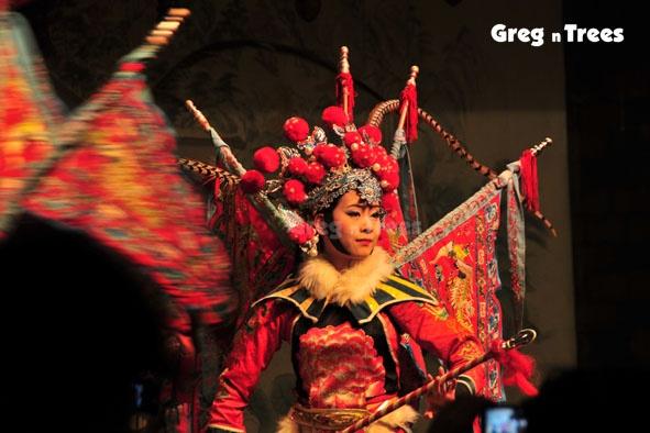 Beijing Opera by GregnTreesPhotography