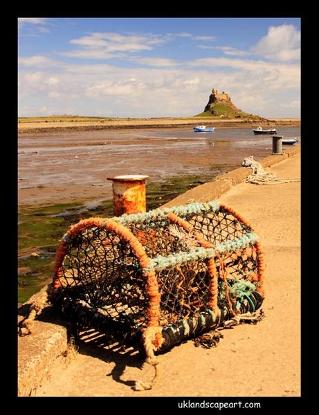 Lindisfarne Net by toonboy