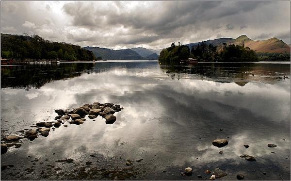 Northern Lake by TelStar