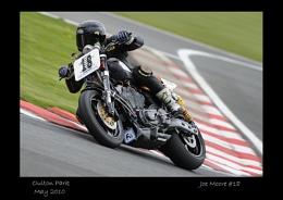 Harleys at Oulton