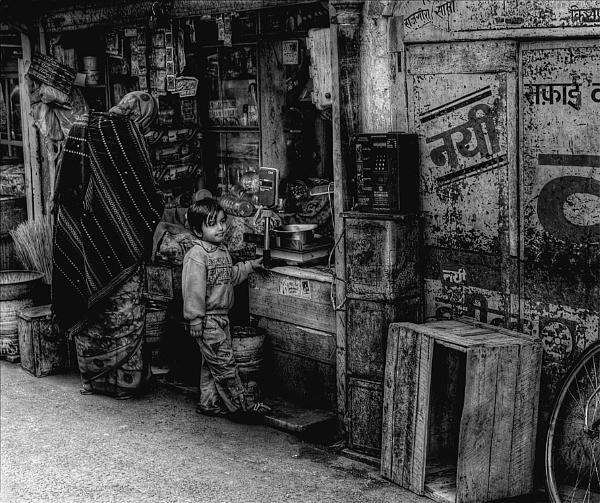 Little Boy Dreams by BURNBLUE