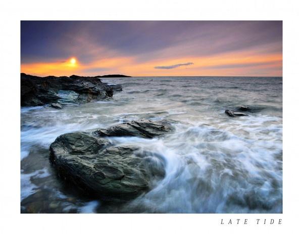 Late Tide by Alfoto