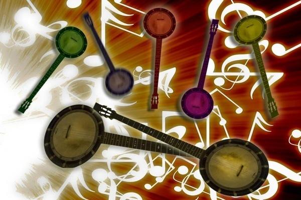 Dualing Banjos by ednys
