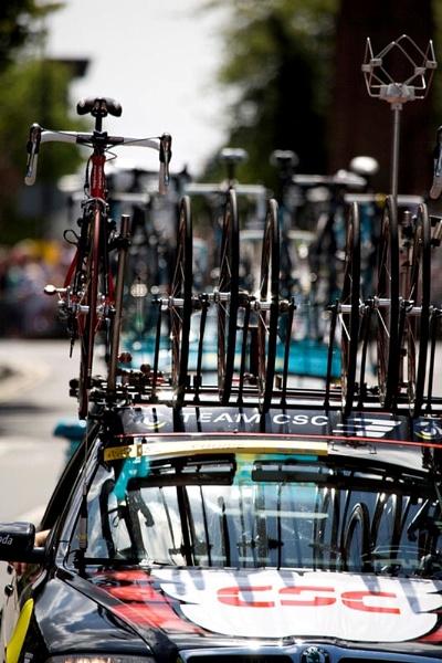 Team Car ( Le Tour de Fance)