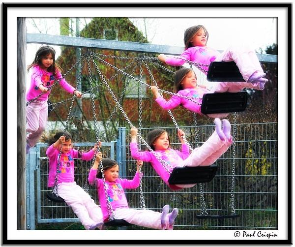 Swing in Motion by ducatirider