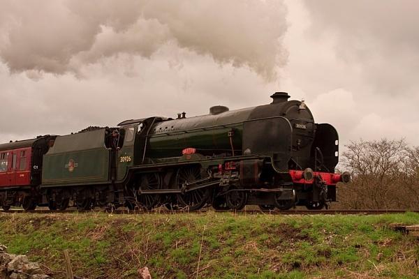 North Yorks Moors Steam Gala by Warriorpoet