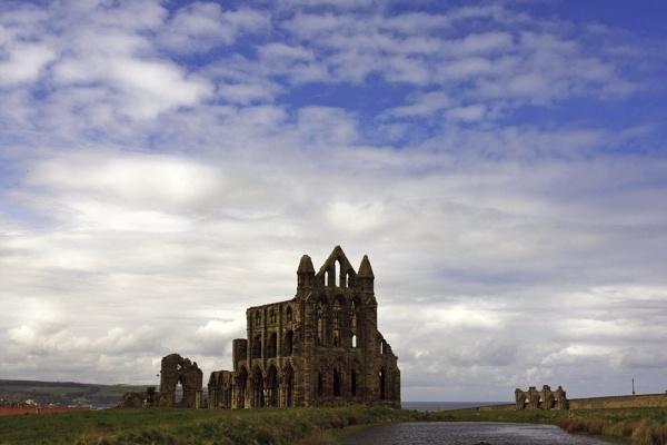 Whitby Abbey by Warriorpoet