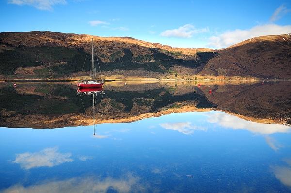 Loch Leven by Dominic5749