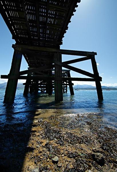 Beaumaris Pier by DaveShandley